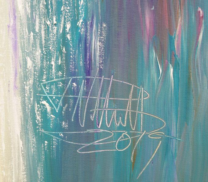 artist Peter Nottrott, creation: 2019