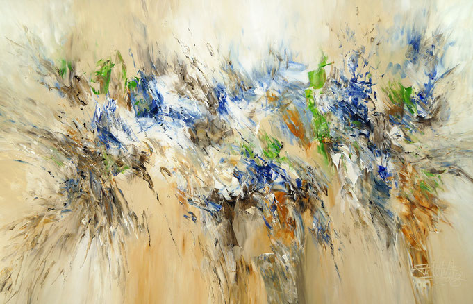 abstract original, modern painting