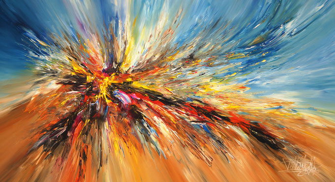 abstract art nature
