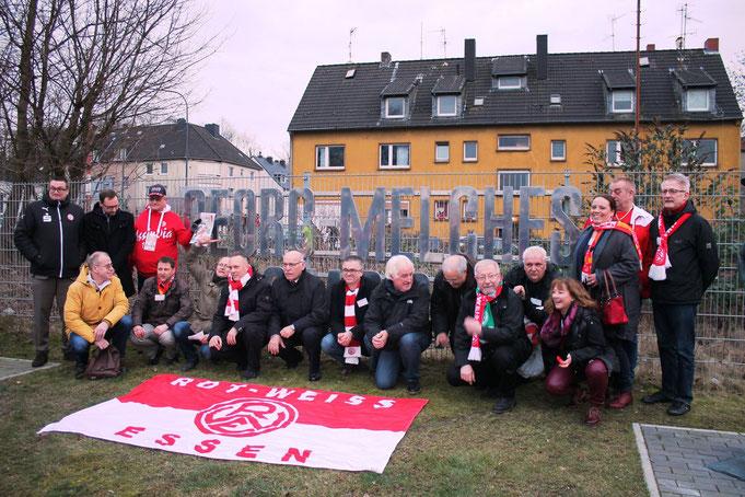 """Einweihung neuer Exponate der """"Kleinen Gruga"""" mit Bürgermeister Rudi Jelinek"""