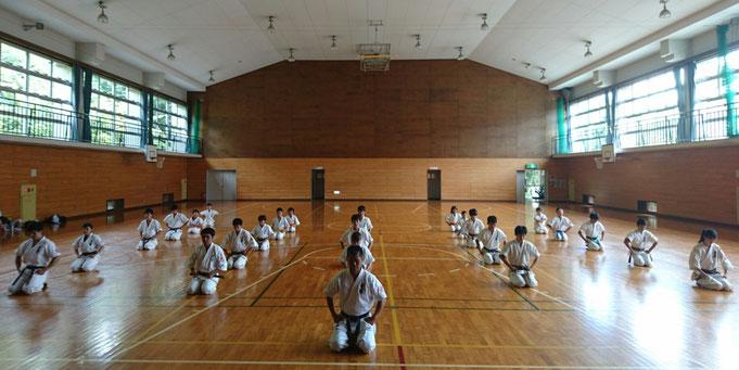 2019年手塚グループ世界大会で與川拓磨75kg以下で準優勝