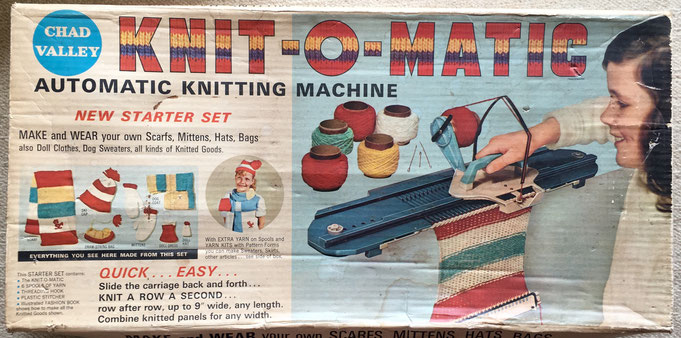 Chad Valley´s Knit-O-Matic