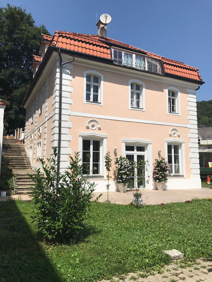 Vindobona Montessori Privatschule Schulhaus