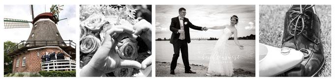 Hochzeit, Nordfriesland, Hochzeitsfotografin, Hochzeitsfotograf, Heiraten, Mühle, Fotografin für Hochzeiten, Braut, Brautpaar, Brautstrauß, Ringe