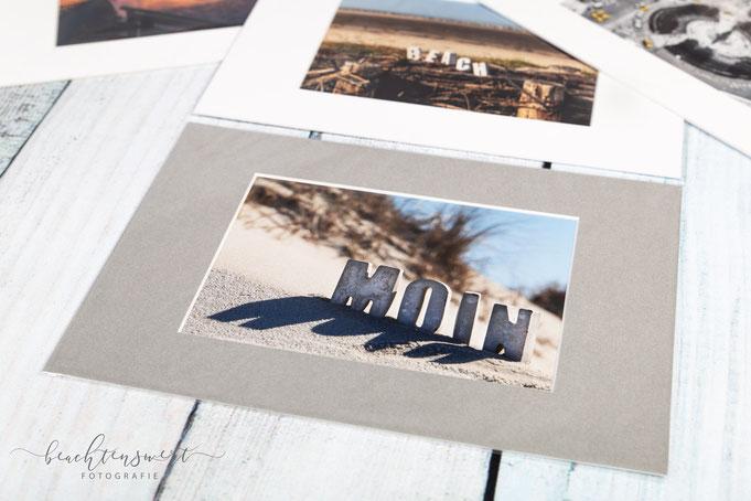 Passepartout, Fotokunst, beachtenswert fotografie, Landschaftsbilder, Moin, Fotokunst kaufen, Nordfriesland, Dommers,  Fotokunst, Moin in den Dünen