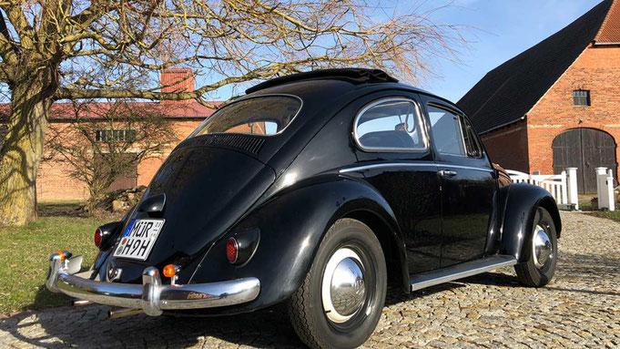 Volkswagen 1200 Käfer 1959