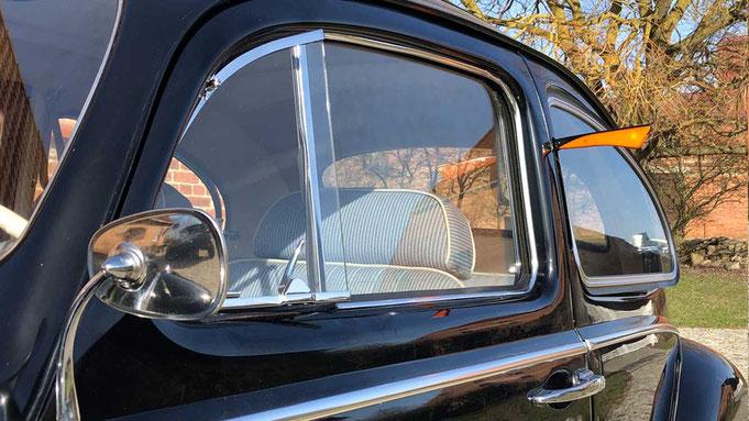 Volkswagen 1200 Käfer 1959 Klappwinker