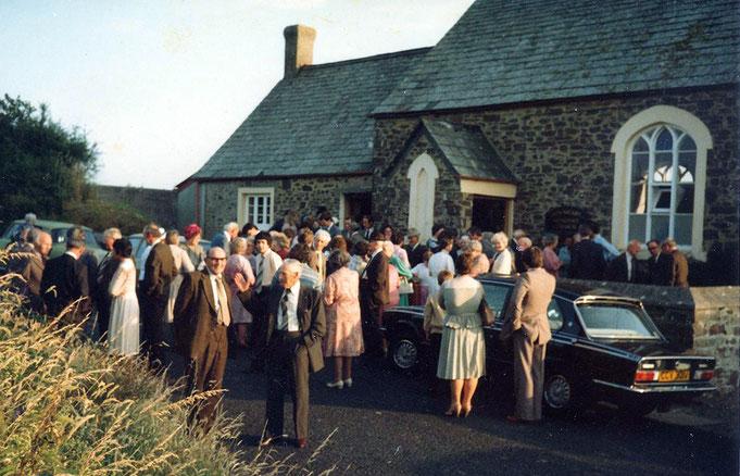 1982 Chapel Anniversary