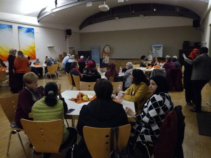 Muslimische und christliche Frauen wollen ihren im November 2019 begonnenen Dialog über Geschichte der Arche Noah und ihre Bedeutung für die heutige Zeit weiter fortsetzen.