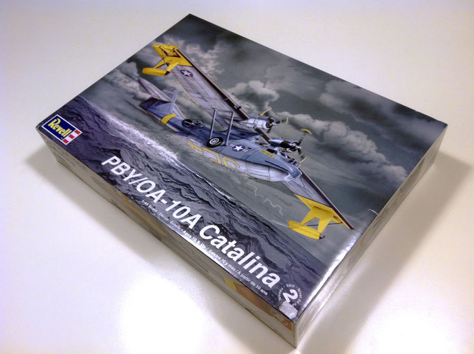 Consolidated PBY/OA - 10A Catalina - Revell kit scale 1:48
