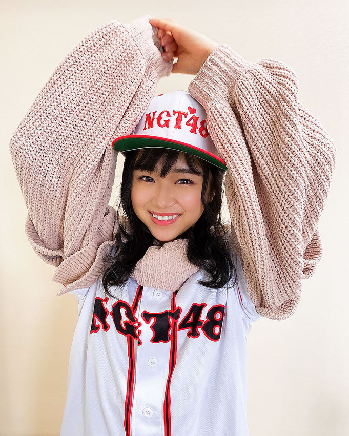 NGT48 真下華穂 ブログ