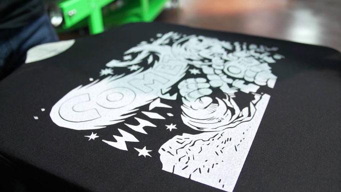 blanco plastisol para serigrafía textil