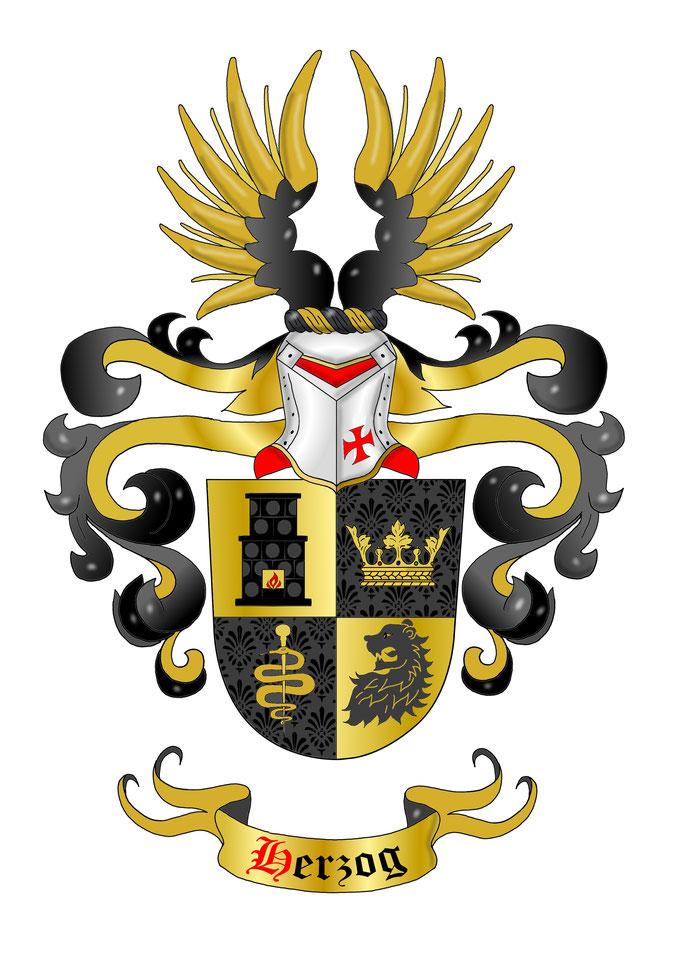 Wappen Geschenk