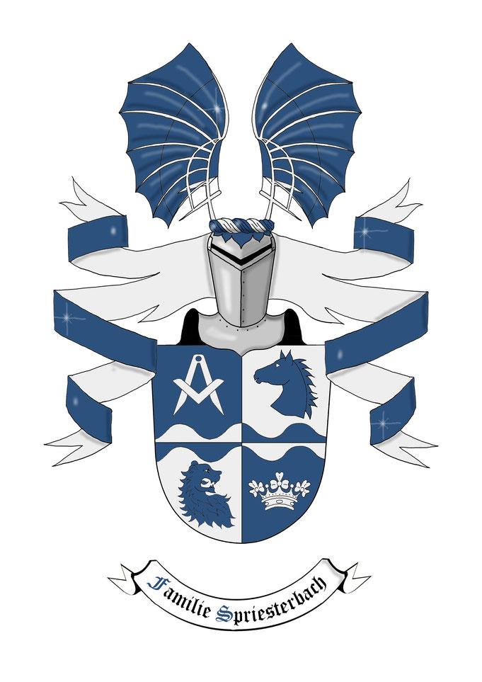 Wappenmaler, Wappen malen lassen