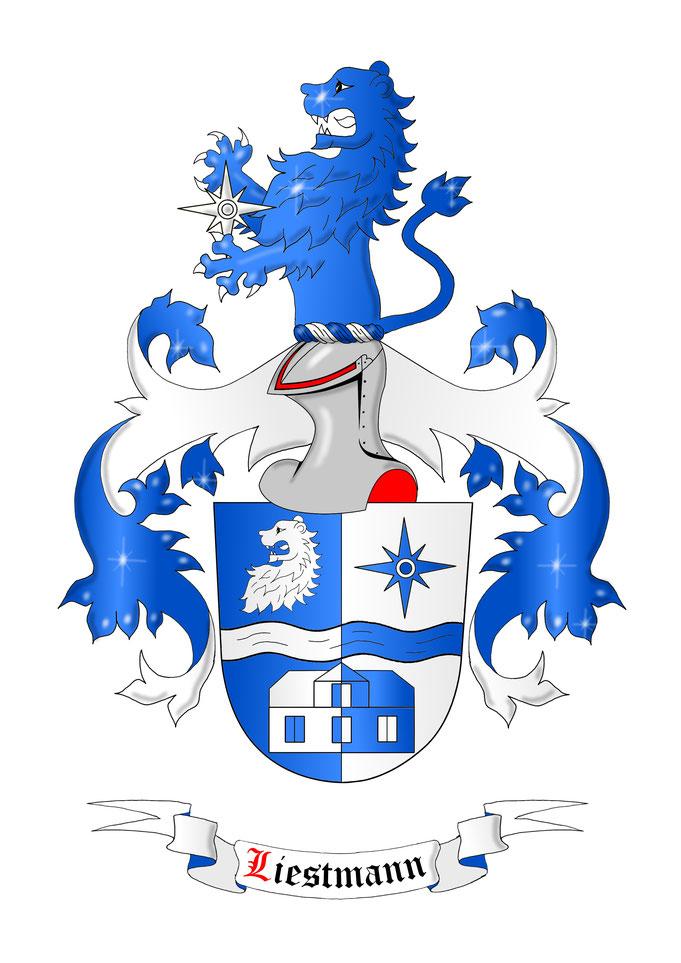 Wappen als Geburtstagsgeschenk