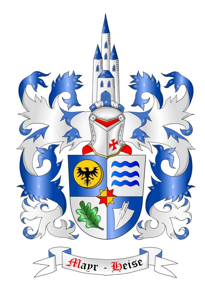 Familienwappen, Wappen Erstellung in Dresden