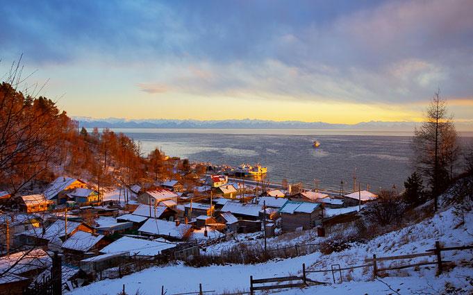 Listvyanka (lago Baikal)