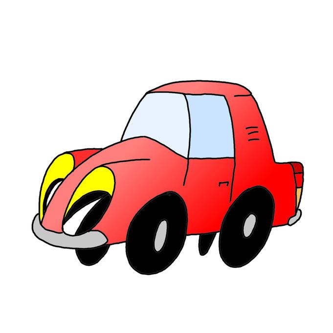 Karikatur Auto