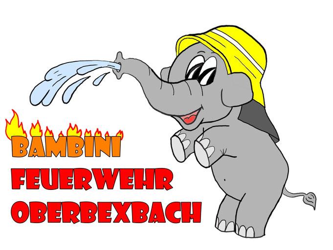 Logo Feuerwehr als Karikatur erstellen lassen