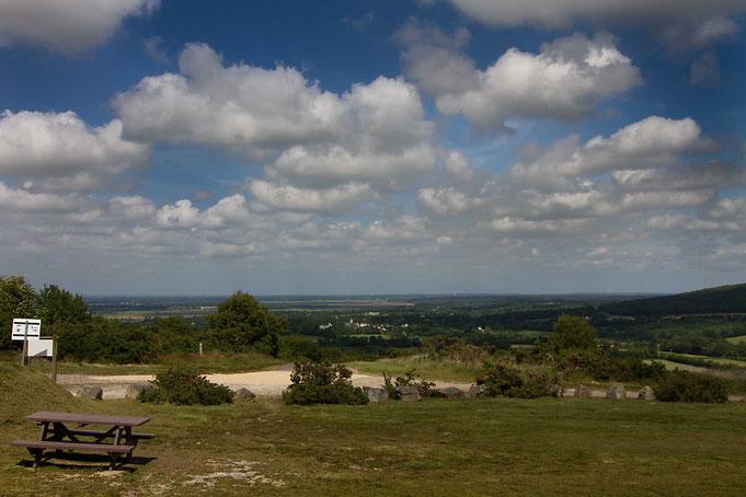 Urlaub mit Hund, Normandie, Cotentin Mont Doville, chienNormandie
