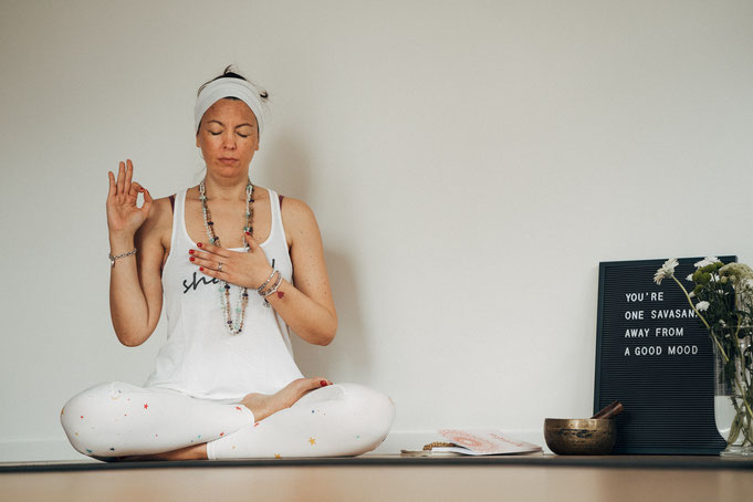 Lehrerin für Kundalini Yoga in Duisburg