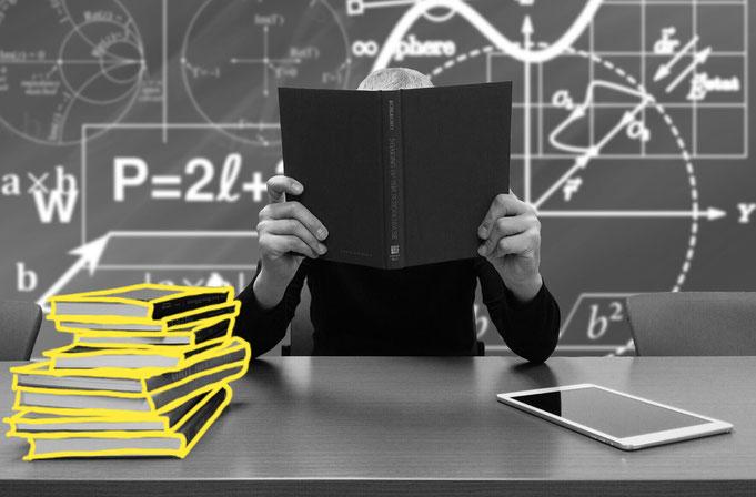 Hausaufgaben Schule Lernen Stress