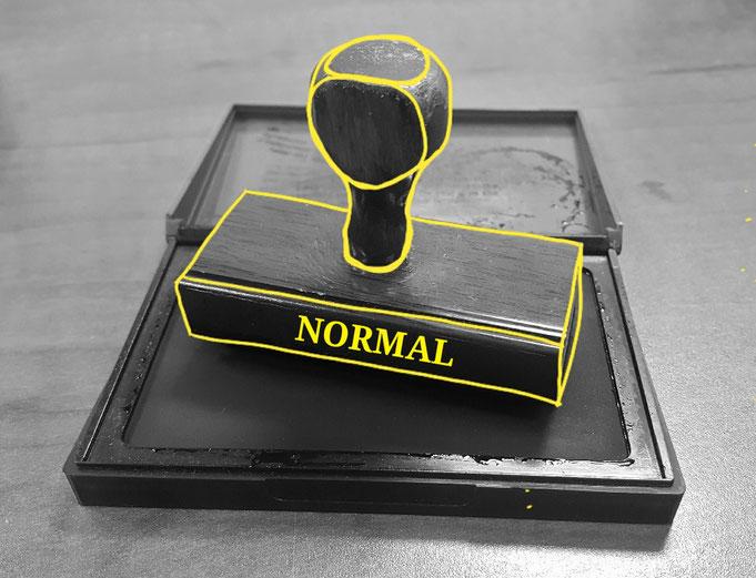 Stempel Normal