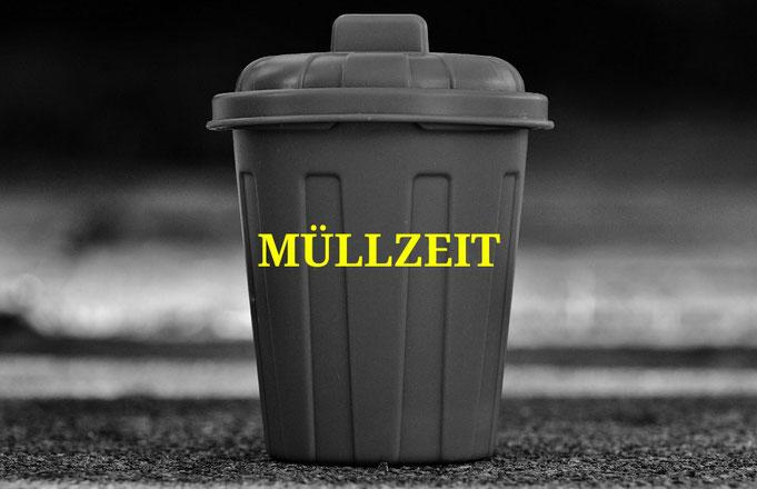 Müllzeit Lernen