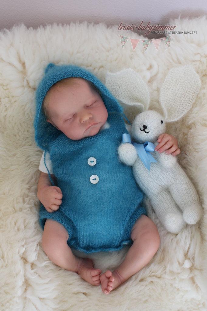 Rebornbaby Levi von Bonnie Brown