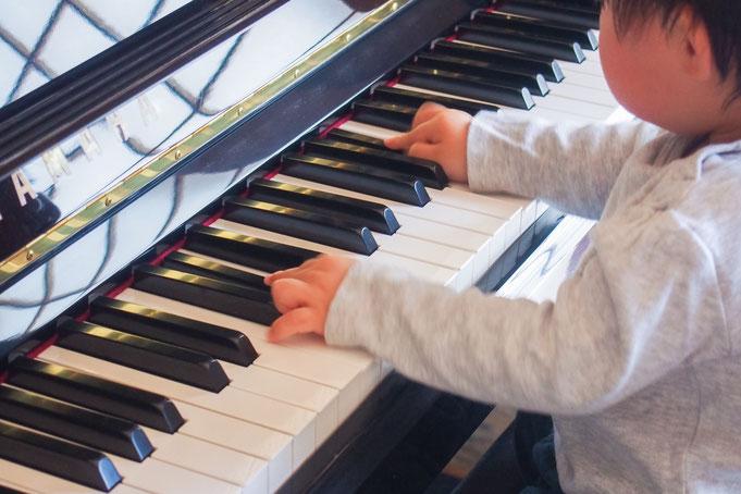 ひたちなか市のピアノ教室:さくらピアノ音楽教室のご案内