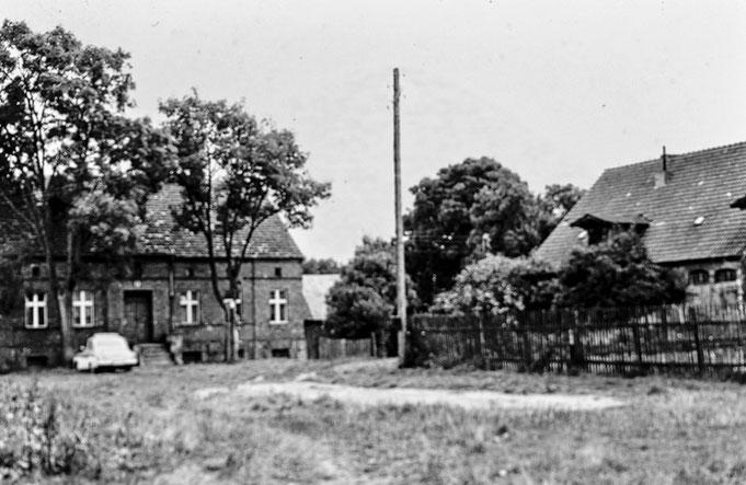 Hof Luisenau in den 70er Jahren