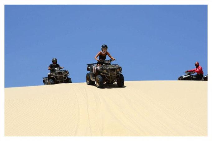 boa vista, sea adventures, boa vista tours, cabo verde, cape verde, kapverden, quad tour, quad drive, dunes