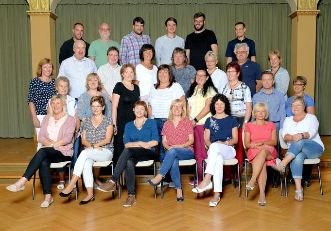 Unsere LehrerInnnen und MitarbeiterInnen
