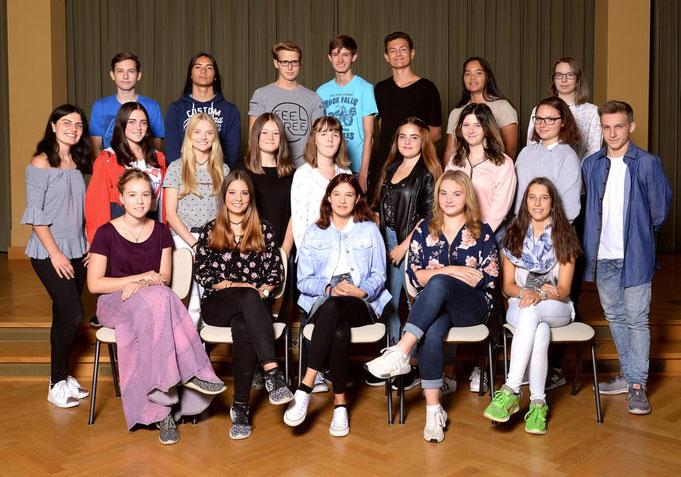 Klasse 10b - Klassenlehrer Herr Krämer