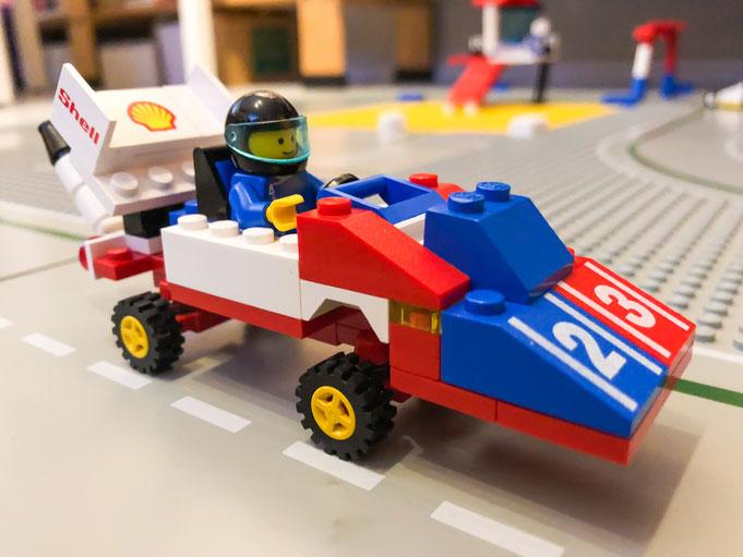 Anna - Foto 9 - Lego-Mobil mit Turboantrieb
