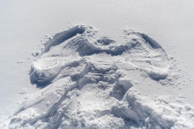 Aufgabe 3: Spuren im Schnee