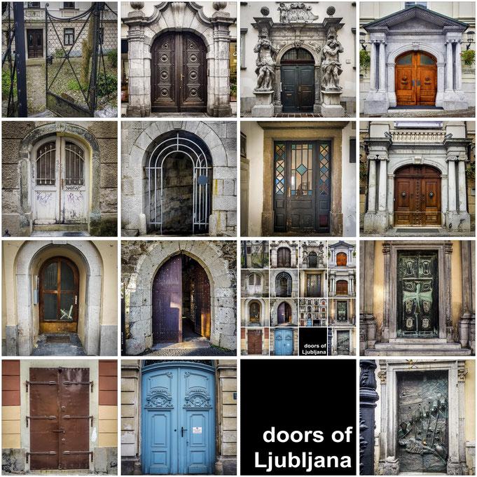 Werner - Foto 1 - doors of Lubijana