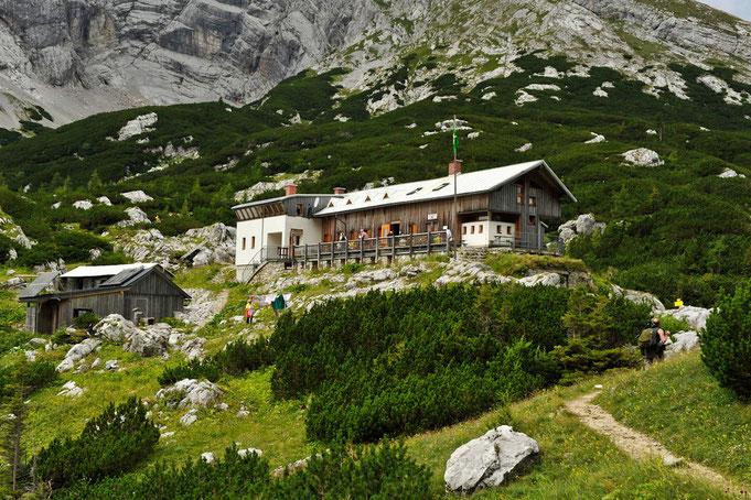 Die Hesshütte (1699m)