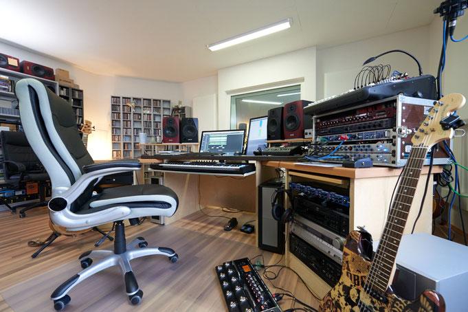 Ringo Studios Regie Tonstudio