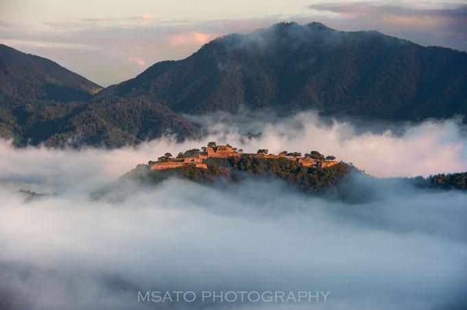 castelo de Takeda, castelo medieval do Japao, Asago, Hyogo, ruinas do castelo Takeda, guia turisitico japao, guia fotografico japao, Matsuo Sato, Focus Japan