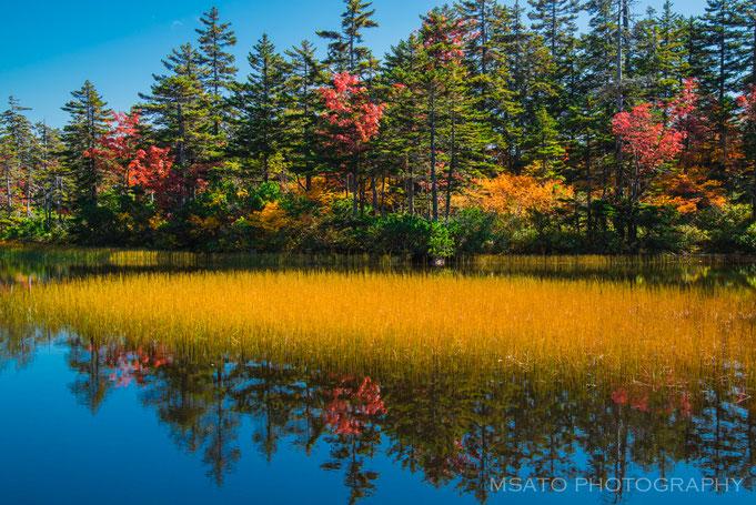 Daisetsuzan National Park, Hokkaido, outono, koyo, Japao, Matsuo Sato, Guia Turístico e Fotográfico no Japãao