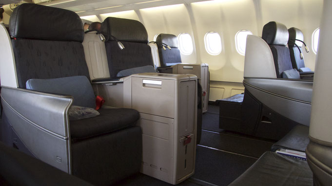 Business Class, Turkish Airlines, Asia for 2