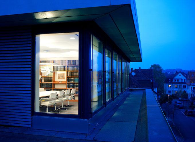 Architektur bei Nacht Fotos von Fotografin  Antje Dopheide