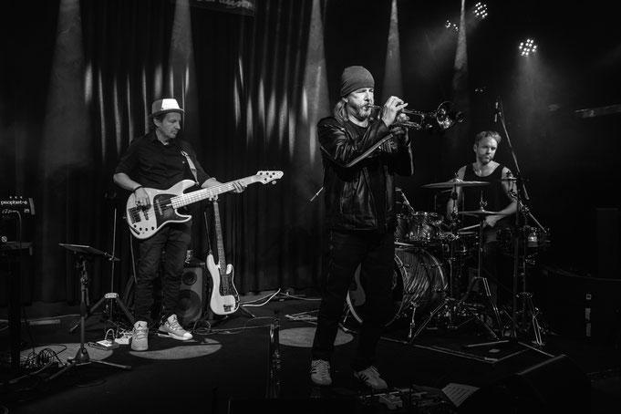 Rüdiger Baldauf und Band 2019  Pic By SE Photogroove