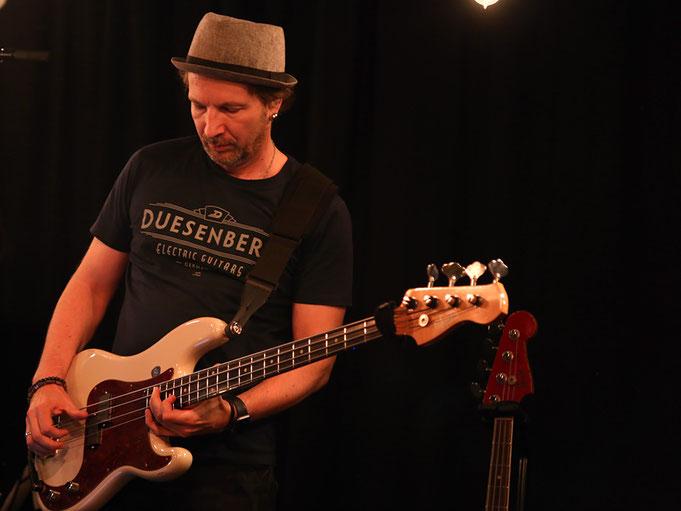"mit Martin Praetorius in Oberhausen @""Tresohr Sessions""  9/2018 pic by Holger Scholl"
