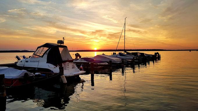Plauer See Inselcamping Werder