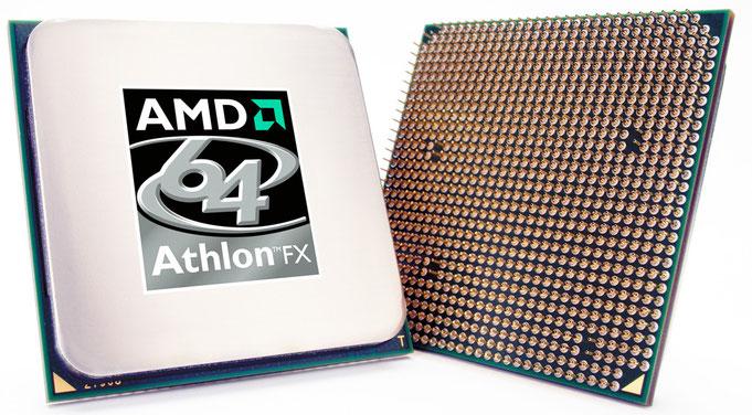 AMD Athlon 64 (FX) © Advanced Micro Devices