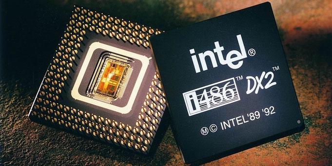 Intel 80486 © Intel