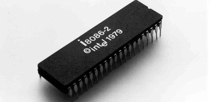 Intel 8086 © Intel