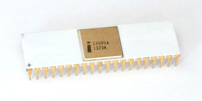 Intel C8080A © academic.ru